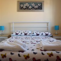Butterfly Bedroom Double | northolmefiley.com