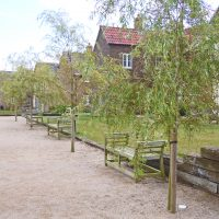 Filey Bay Holiday Village Benches | northolmefiley.com