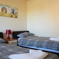 Twin Bedroom Two Single Beds | northolmefiley.com